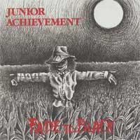 Junior Achievement - Fade To Black [re-issue] (Cover Artwork)