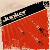 Junker - Better in the End (Cover Artwork)