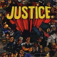 Justice - Justice (Cover Artwork)