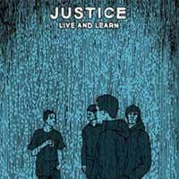 Justice - Live and Learn (Cover Artwork)