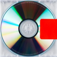 Kanye West - Yeezus (Cover Artwork)