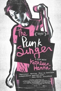 Sini Anderson - The Punk Singer: A film about Kathleen Hanna (Cover Artwork)