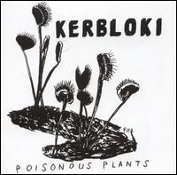 Kerbloki - Poisonous Plants (Cover Artwork)