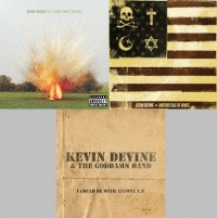 Kevin Devine - Put Your Ghost to Rest / Another Bag of Bones [7 inch] / I Could Be with Anyone (Cover Artwork)