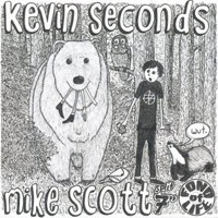 Kevin Seconds / Mike Scott - Split [7 inch] (Cover Artwork)
