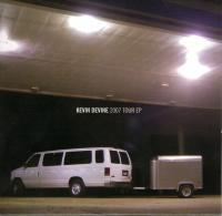 Kevin Devine - 2007 Tour EP (Cover Artwork)