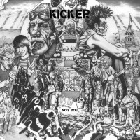 Kicker - Not You (Cover Artwork)