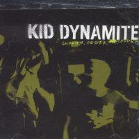 Kid Dynamite - Shorter, Faster, Louder (Cover Artwork)