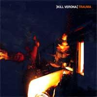 Kill Verona - Trauma (Cover Artwork)