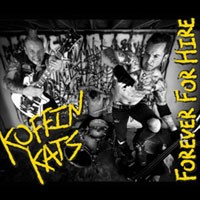 Koffin Kats - Forever for Hire (Cover Artwork)