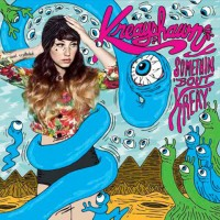 Kreayshawn - Somethin' 'Bout Kreay' (Cover Artwork)
