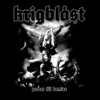 Krigblast - Power Till Demise (Cover Artwork)