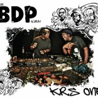 KRS-One - The BDP Album (Cover Artwork)