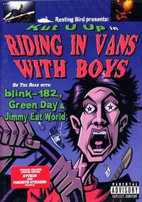 Kut U Up - Riding In Vans With Boys DVD (Cover Artwork)