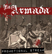 La Armada - La Armada [12-inch] (Cover Artwork)