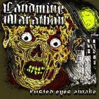 Landmine Marathon - Rusted Eyes Awake (Cover Artwork)