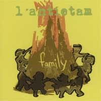 L'antietam - Family (Cover Artwork)