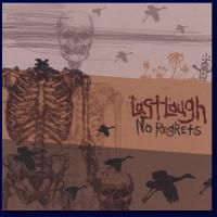 Last Laugh - No Regrets (Cover Artwork)