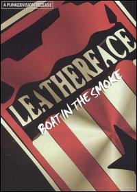 Leatherface - Boat in the Smoke DVD (Cover Artwork)
