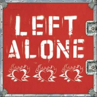Left Alone - Left Alone  (Cover Artwork)