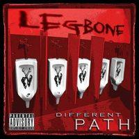Legbone - Different Path (Cover Artwork)