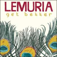 Lemuria - Get Better (Cover Artwork)