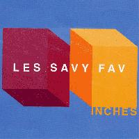 Les Savy Fav - Inches (Cover Artwork)