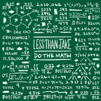 Less Than Jake - Do The Math [7-inch] (Cover Artwork)