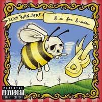 Less Than Jake - B Is For B-Sides (Cover Artwork)