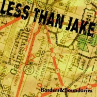 Less Than Jake - Borders and Boundaries (Cover Artwork)
