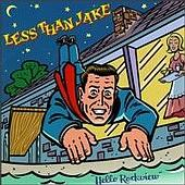 Less Than Jake - Hello Rockview (Cover Artwork)