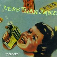 Less Than Jake - Pezcore (Cover Artwork)