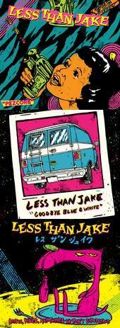 Less Than Jake - Reissues (Cover Artwork)