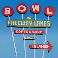 Let's Go Bowling - Freeway Lanes (Cover Artwork)