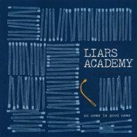 Liars Academy - No News Is Good News (Cover Artwork)