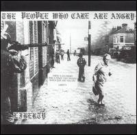 Liberty - The People Who Care Are Angry (Cover Artwork)