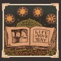 Life In Your Way - ...And Still Our Time Is Endless (Cover Artwork)