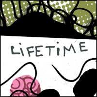 Lifetime - Lifetime (Cover Artwork)