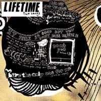 Lifetime - Two Songs [7 inch] (Cover Artwork)