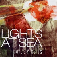 Lights at Sea - Palace Walls (Cover Artwork)