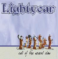 Lightyear - Call of the Weasel Clan (Cover Artwork)