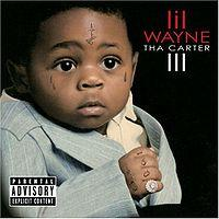 Lil Wayne - Tha Carter III (Cover Artwork)
