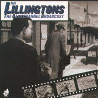 The Lillingtons - Backchannel Broadcast (Cover Artwork)