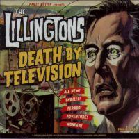 The Lillingtons - Death by Television (Cover Artwork)