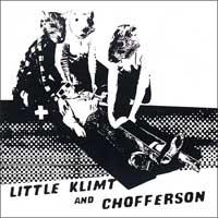 Little Klimt / Chofferson - Split (Cover Artwork)