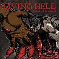 Living Hell - The Lost and the Damned (Cover Artwork)