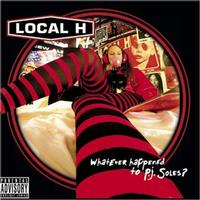 Local H - Whatever Happened To P.J. Soles? (Cover Artwork)