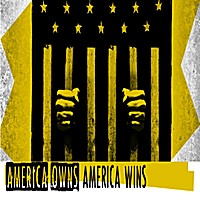 Long Day Sin - America Owns America Wins (Cover Artwork)