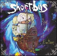 Long Beach Shortbus - Flying Ship of Fantasy (Cover Artwork)