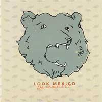 Look Mexico - The Crucial EP (Cover Artwork)